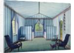 Tent Room by German School