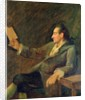 Johann Wolfgang von Goethe by Georg Melchior Kraus