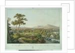 View of Jena from Rasenhuehlberg by Joseph Roux