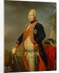 Frederick William II of Prussia by Johann Jacob Tischbein