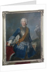 The Crown Prince Frederick II by Antoine Pesne