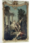 Diana and her Nymphs Bathing by Antoine Pesne