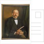 Theodor Fontane by Karl Breitbach