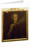 Portrait of Voltaire by French School