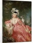 Wilhelmine Enke by Anna Dorothea Therbusch