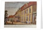 The Palace of Prince Ferdinand of Prussia, Berlin by Johann Carl Wilhelm Rosenberg