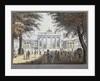 The Brandenburg Gate, Berlin by F.A. Calau