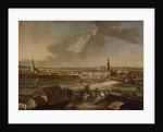 View over Potsdam from Brauhausberg by Johann Friedrich Meyer