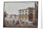 View of the mint, Berlin by F.A. Calau
