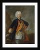 Field Marshal Count Finck von Finckenstein by Georg David Matthieu