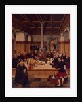 The Last Supper by Lucas Cranach