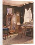 Theodor Fontane's Study by German School