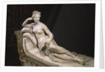 Pauline Bonaparte as Venus Triumphant by Antonio Canova