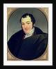 Portrait of Karl Thomas Mozart, elder son of Wolfgang Amadeus Mozart by Italian School
