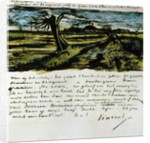 Letter 252 from Vincent van Gogh to Theo van Gogh: Pollard Willow, c.1st August 1882 by Vincent van Gogh