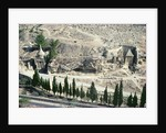 Kidron Valley at the foot of the Mount of Olives by Unknown