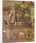 The Triumph of Archduchess Isabella in the Ommeganck in Brussels on 31st May 1615 by Denys van Alsloot