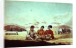 Three Musicians in Tibet by Hyder Jung Hearsey