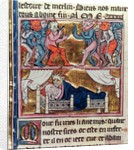 Ms Fr. 95 fol.113v Council of Demons by French School