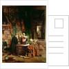 The Alchemist, 1853 by William Fettes Douglas
