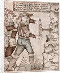 The giant Baugi, persuaded by Odin, drills into his brother, Suttung's underground chamber where hydromel, the mead of the poets, is hidden by Icelandic School