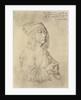 Self portrait at the age of thirteen by Albrecht Dürer or Duerer