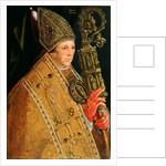 St. Nicholas by Jacques de Poindre