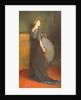 Portrait of Mrs Francis Stanton Blake by Julius Leblanc Stewart