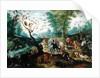 Noah's Ark by Jan the Elder Brueghel