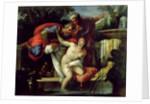Susanna and The Elders by Giuseppe Bartolomeo Chiari