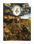 The Last Judgment, 1553-54 by Pieter Huys