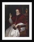 Portrait of Pope Pius V, c.1566 by Bartolomeo Passarotti