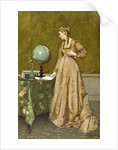 New by Alfred Emile Stevens