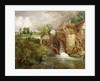 Mill at Gillingham, Dorset by John Constable