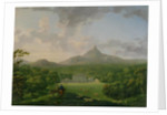 View of Powerscourt, County Wicklow by George the Elder Barret