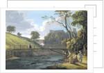 Roslin Castle, Midlothian by Paul Sandby