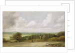 Foxhunting: The Few not Funkers by John Constable