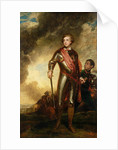 Portrait of Charles Stanhope, 3rd Earl of Harrington by Sir Joshua Reynolds