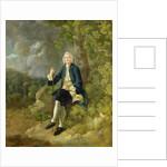 Mr Clayton Jones by Thomas Gainsborough