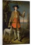 Sir Edward Hales by Philippe Mercier