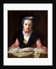 An Unknown Woman in a Pink Dress by Allan Ramsay