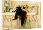 L'Enfant du Regiment (The Random Shot) by Sir John Everett Millais