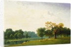A View of the Serpentine by John Martin
