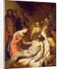 Study of the Lamentation on the Dead Christ by Benjamin West