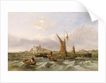 Tilbury Fort - Wind Against the Tide by Clarkson R.A. Stanfield
