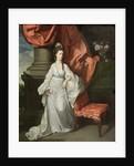 Lady Grant, Wife of Sir James Grant, Bt. by Johann Zoffany