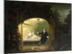 David Garrick and George Anne Bellamy in Romeo and Juliet by Benjamin Wilson