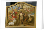 Allegory of the Power of Great Britain by Land by Sir James Thornhill