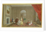 The John Bacon Family by Arthur Devis