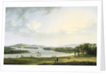 A View of Knock Ninney and Part of Lough Erne from Bellisle, County Fermanagh by Thomas Roberts